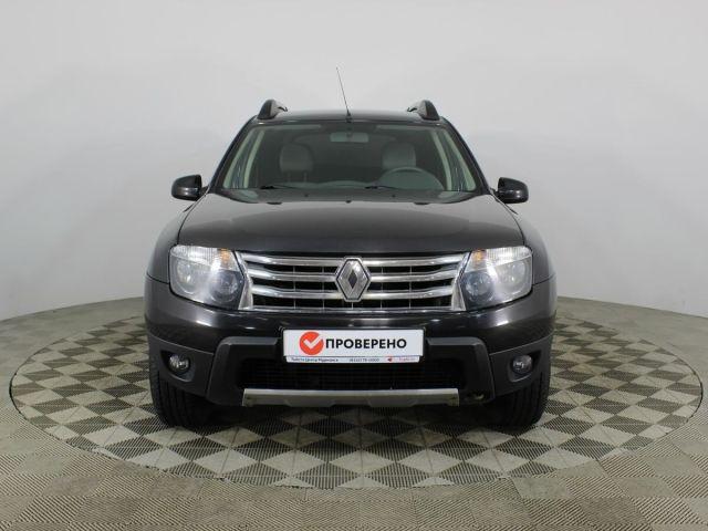 Купить б/у Renault Duster, 2013 год, 135 л.с. в Мурманске