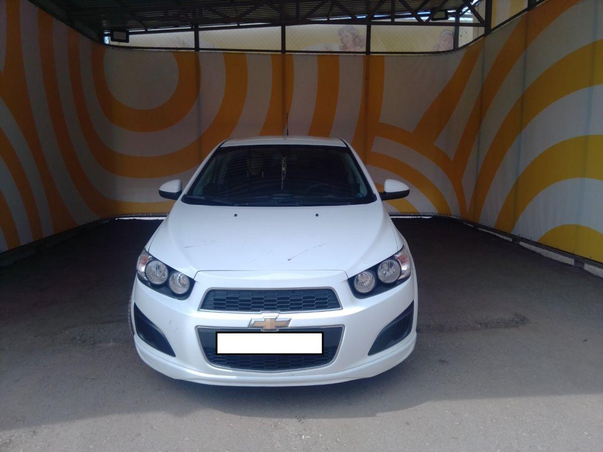 Купить б/у Chevrolet Aveo, 2012 год, 106 л.с. в Улан-Удэ