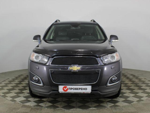Купить б/у Chevrolet Captiva, 2013 год, 167 л.с. в Мурманске