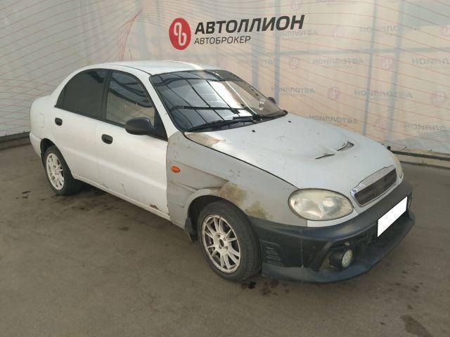 Купить б/у Chevrolet Lanos, 2007 год, 86 л.с. в России
