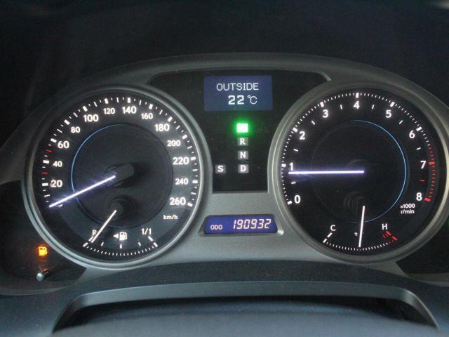 Купить б/у Lexus IS, 2007 год, 208 л.с. в России