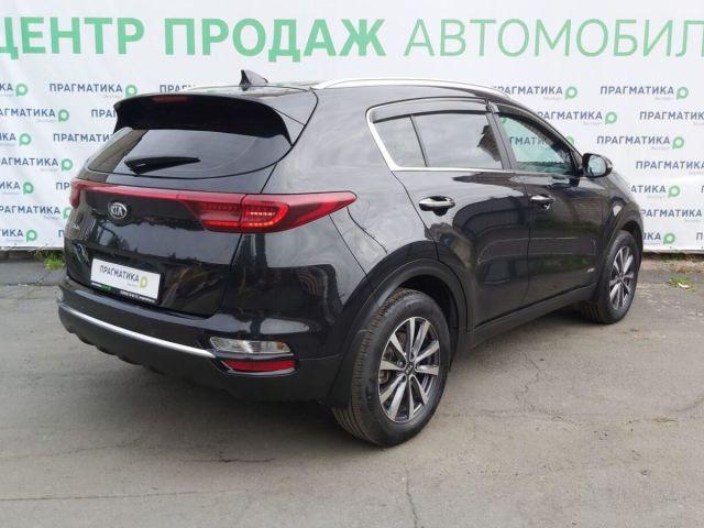Купить б/у KIA Sportage, 2019 год, 150 л.с. в Петрозаводске