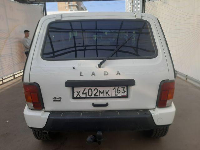Купить б/у ВАЗ (LADA) 2121 (4x4) Urban, 2016 год, 87 л.с. в России