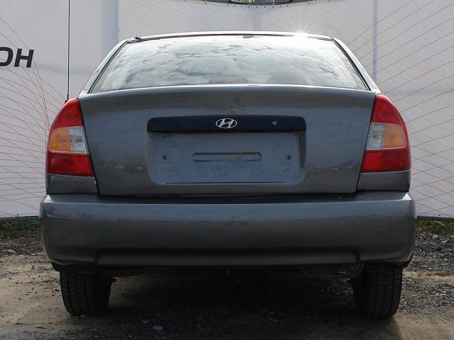 Купить б/у Hyundai Accent, 2007 год, 102 л.с. в России