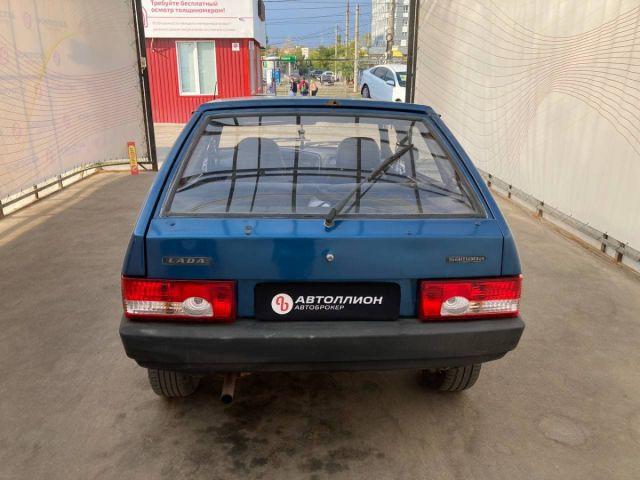 Купить б/у ВАЗ (LADA) 2109, 1996 год, 70 л.с. в России