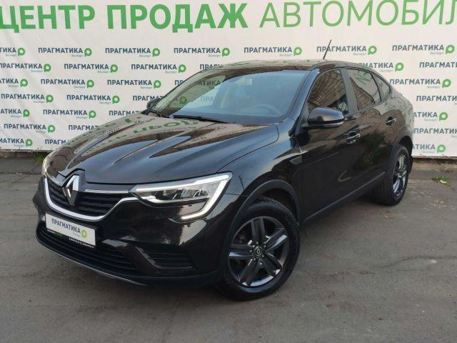 Купить б/у Renault Arkana, 2020 год, 114 л.с. в Петрозаводске