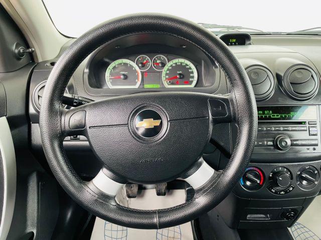Купить б/у Chevrolet Aveo, 2011 год, 84 л.с. в России