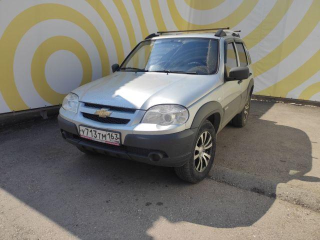 Купить б/у Chevrolet Niva, 2014 год, 80 л.с. в России