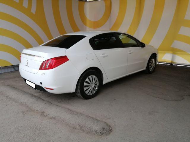 Купить б/у Peugeot 508, 2012 год, 120 л.с. в России